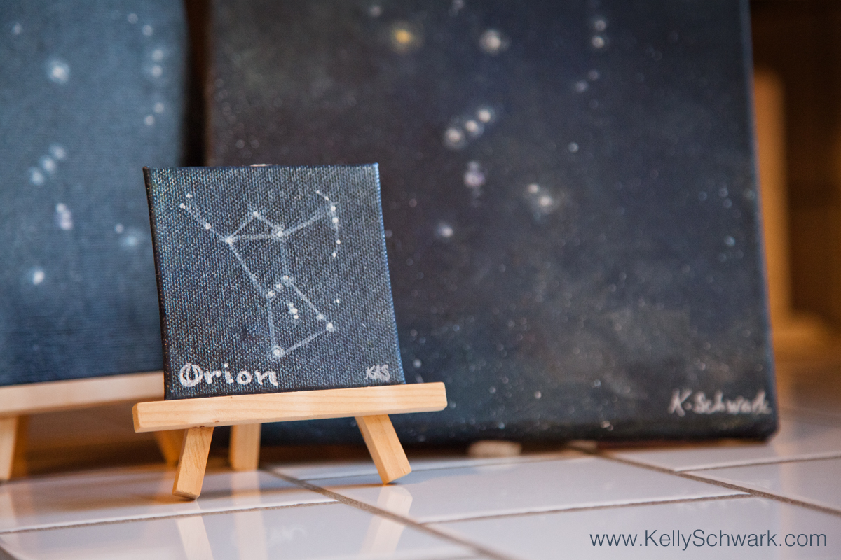 Orion Painting Collection ETSY Schwark 1